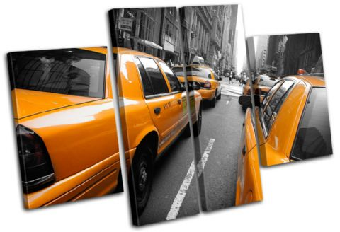 New York NYC Taxi Cab City - 13-1270(00B)-MP17-LO